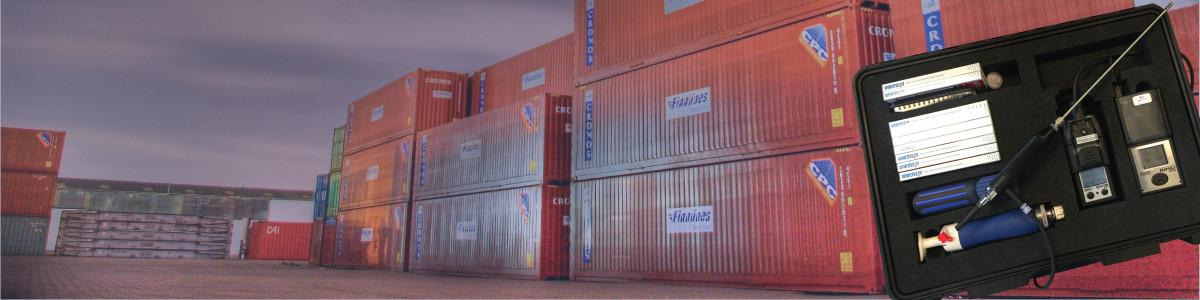 Banner-container-metingen