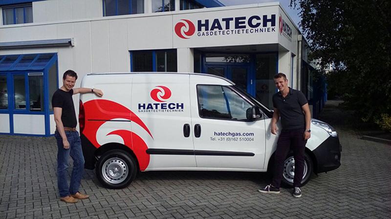 Hatech gasdetectie, service en kalibratie op locatie