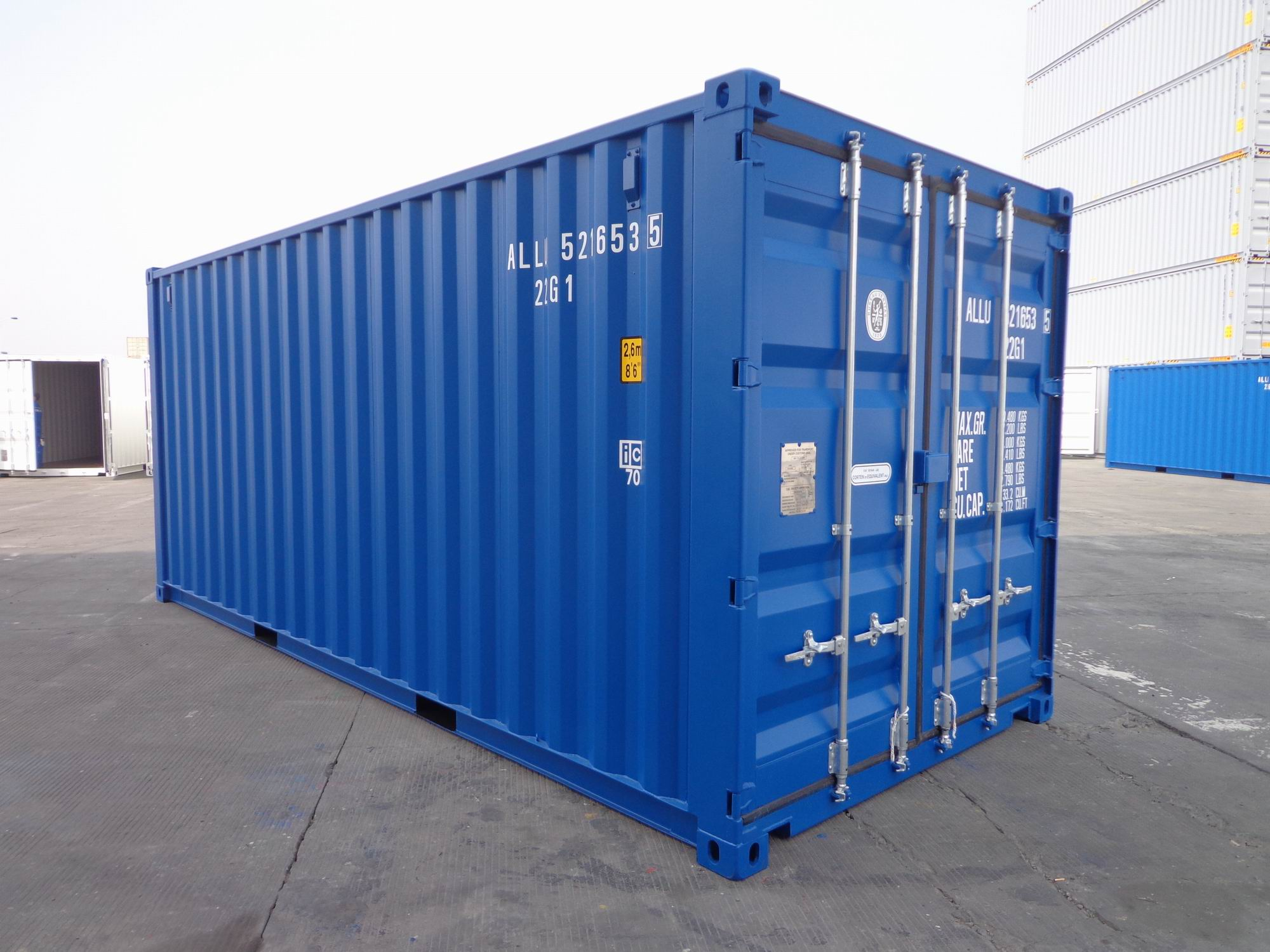 Container meting Hatech