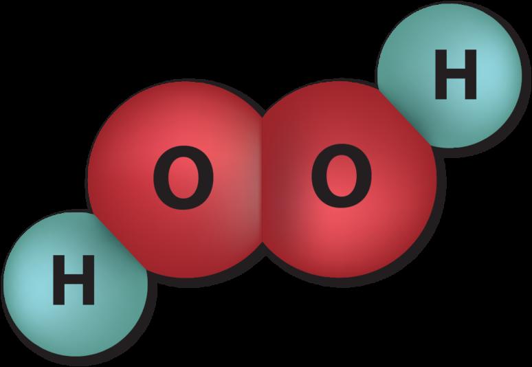 Waterstofperoxide met tijdens COVID-19